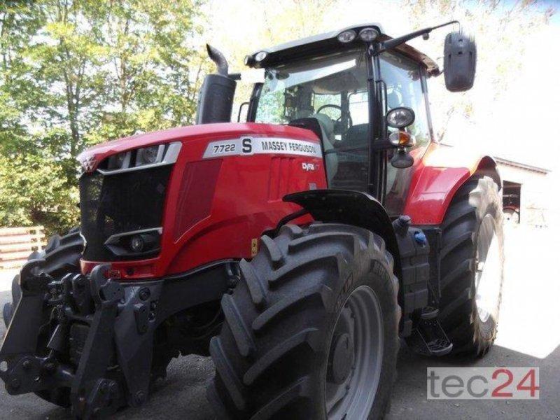Traktor des Typs Massey Ferguson 7722 S  DYNA VT, Gebrauchtmaschine in Diez (Bild 1)