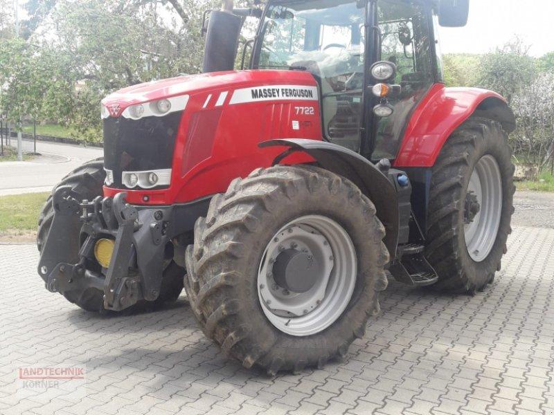 Traktor tipa Massey Ferguson 7722, Gebrauchtmaschine u Kirkel-Altstadt (Slika 1)