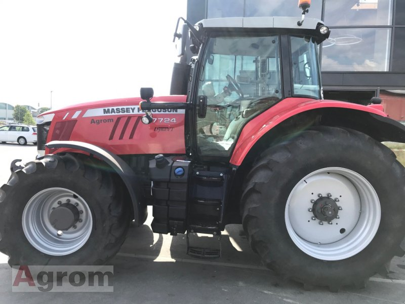 Traktor a típus Massey Ferguson 7724 Dyna-VT EFFICIENT, Gebrauchtmaschine ekkor: Neuried (Kép 3)