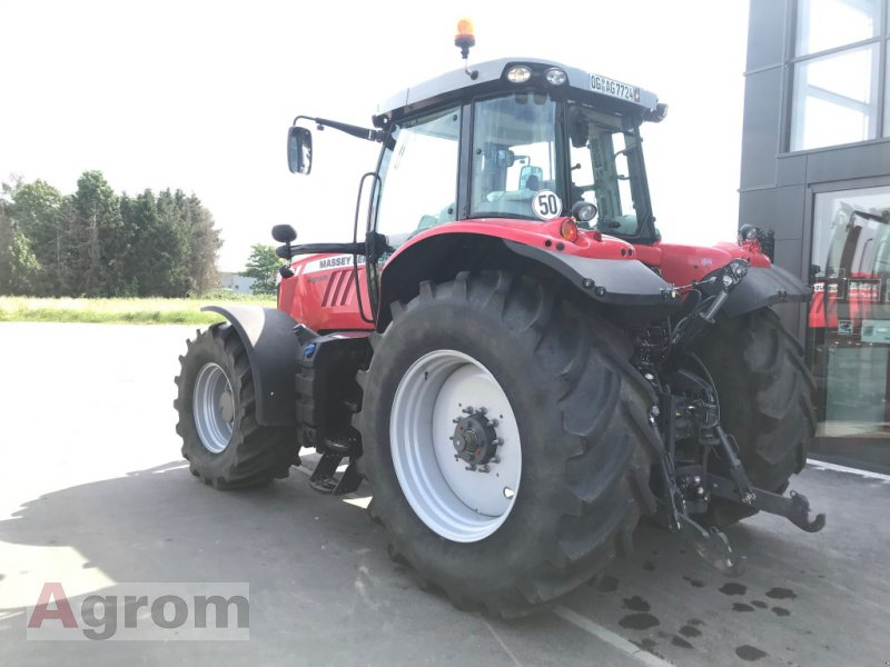 Traktor a típus Massey Ferguson 7724 Dyna-VT EFFICIENT, Gebrauchtmaschine ekkor: Neuried (Kép 4)
