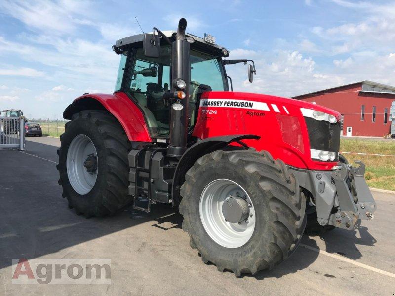 Traktor a típus Massey Ferguson 7724 Dyna-VT EFFICIENT, Gebrauchtmaschine ekkor: Neuried (Kép 9)