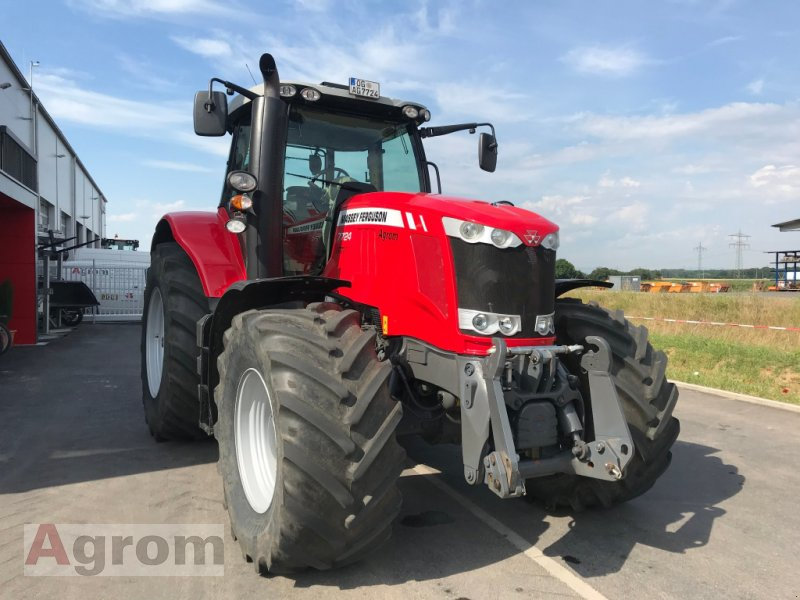 Traktor a típus Massey Ferguson 7724 Dyna-VT EFFICIENT, Gebrauchtmaschine ekkor: Neuried (Kép 10)
