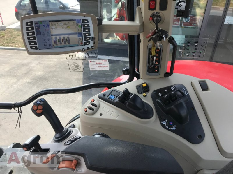 Traktor a típus Massey Ferguson 7724 Dyna-VT EFFICIENT, Gebrauchtmaschine ekkor: Neuried (Kép 15)