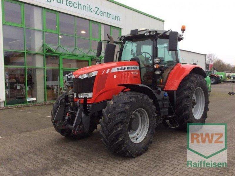 Traktor des Typs Massey Ferguson 7724 VT Exclusiv, Gebrauchtmaschine in Geldern (Bild 1)