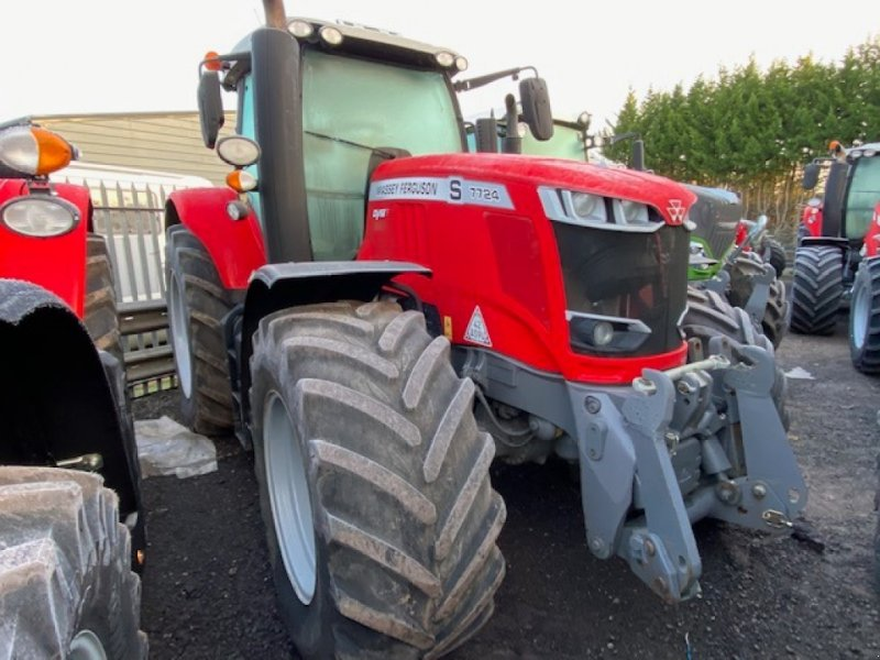 Traktor typu Massey Ferguson 7724, Gebrauchtmaschine w Grantham (Zdjęcie 1)