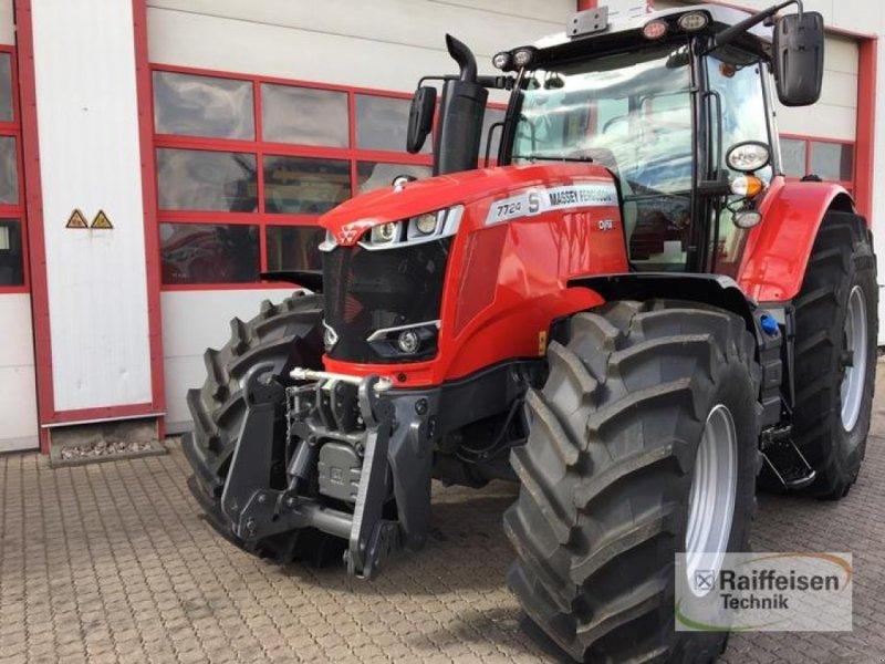 Traktor des Typs Massey Ferguson 7724S Dyna-6 E, Gebrauchtmaschine in Bad Langensalza (Bild 2)