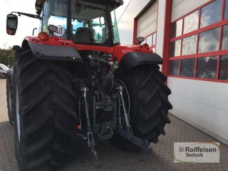 Traktor des Typs Massey Ferguson 7724S Dyna-6 E, Gebrauchtmaschine in Bad Langensalza (Bild 3)