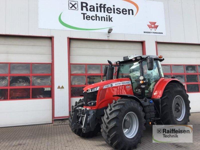 Traktor des Typs Massey Ferguson 7724S Dyna-6 E, Gebrauchtmaschine in Bad Langensalza (Bild 1)