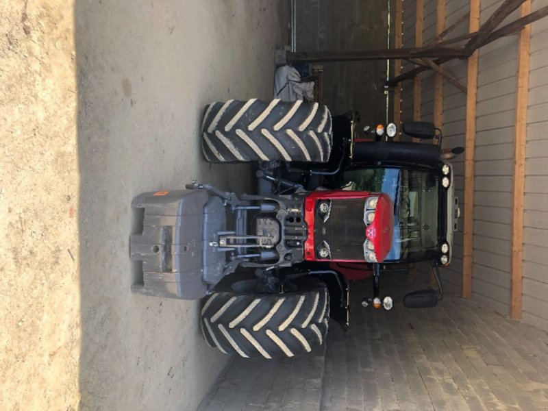 Traktor des Typs Massey Ferguson 7724S DYNA-VT EXCLUSIVE, Gebrauchtmaschine in LOMBEZ (Bild 1)
