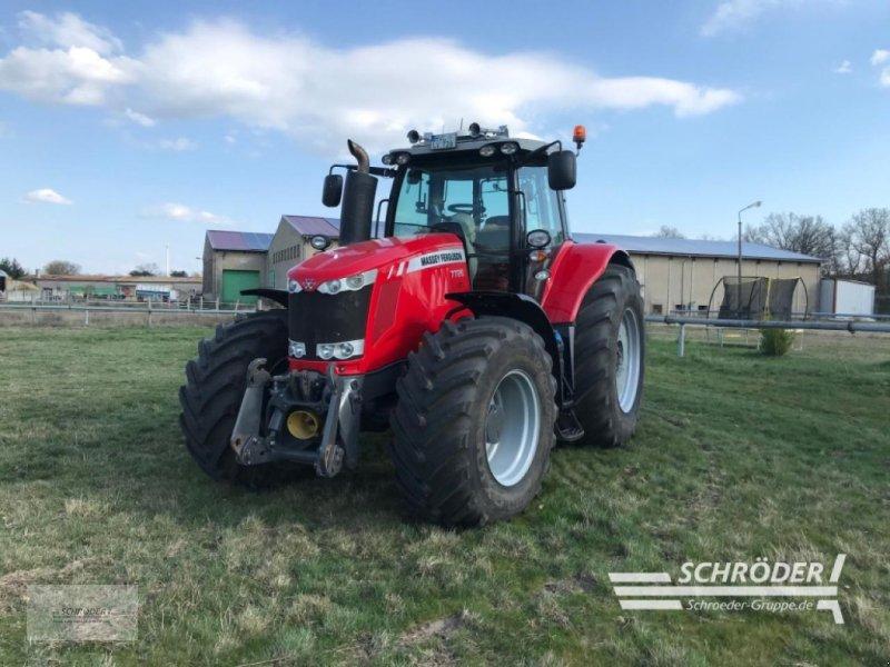 Traktor des Typs Massey Ferguson 7726 DYNA-6 EXCLUSIV, Gebrauchtmaschine in Rathenow-Böhne (Bild 1)