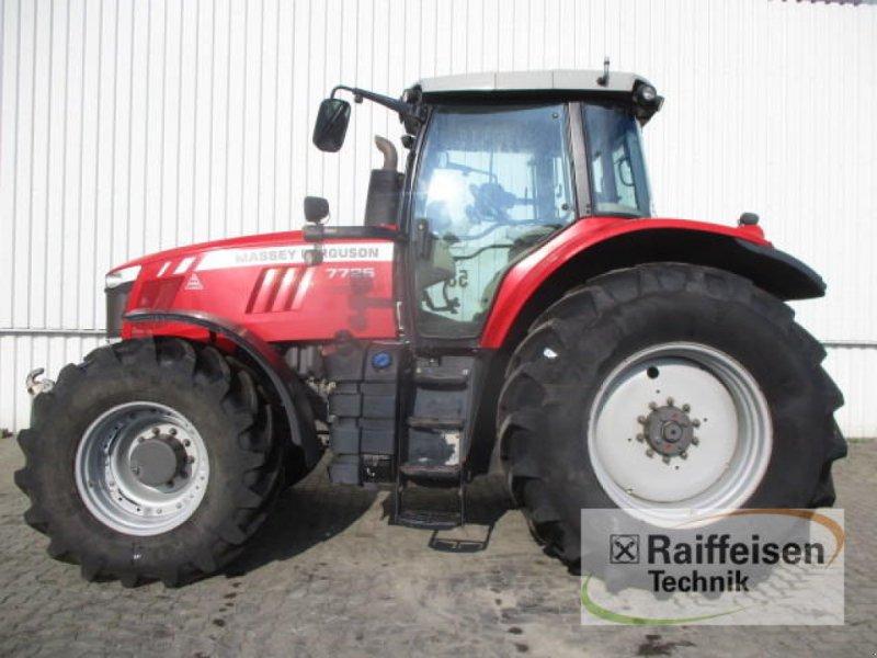 Traktor des Typs Massey Ferguson 7726 Dyna-VT Excl., Gebrauchtmaschine in Holle (Bild 1)