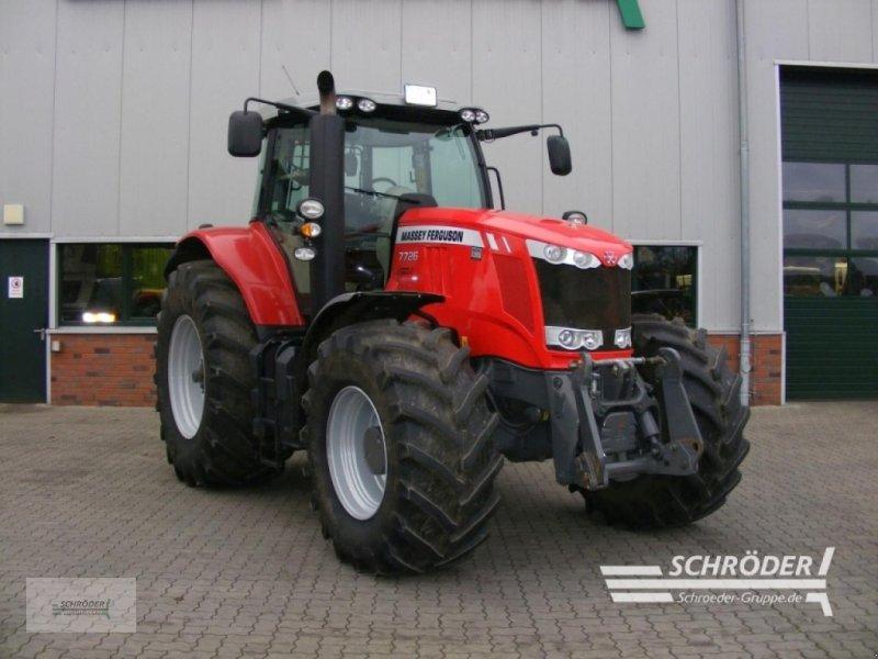 Traktor des Typs Massey Ferguson 7726 DYNA-VT EXCLUSI, Gebrauchtmaschine in Ahlerstedt (Bild 1)