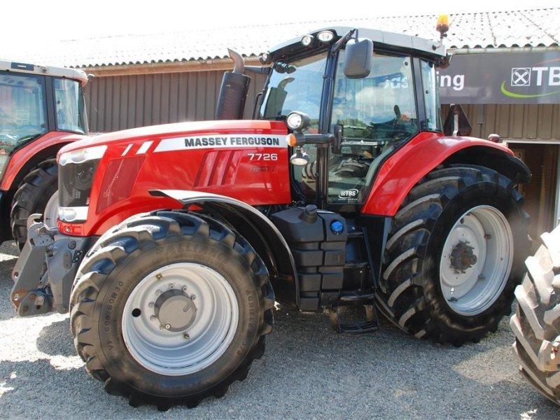 Traktor des Typs Massey Ferguson 7726 Dyna VT Exclusive, Gebrauchtmaschine in Grindsted (Bild 1)