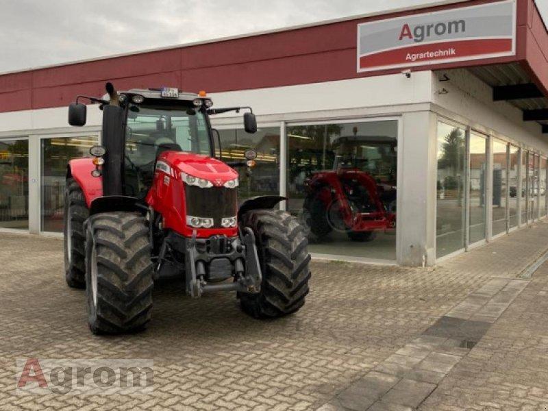 Traktor des Typs Massey Ferguson 7726 Dyna-VT EXCLUSIVE, Gebrauchtmaschine in Harthausen (Bild 1)