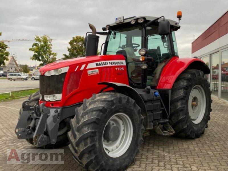 Traktor des Typs Massey Ferguson 7726 Dyna-VT EXCLUSIVE, Gebrauchtmaschine in Harthausen (Bild 3)