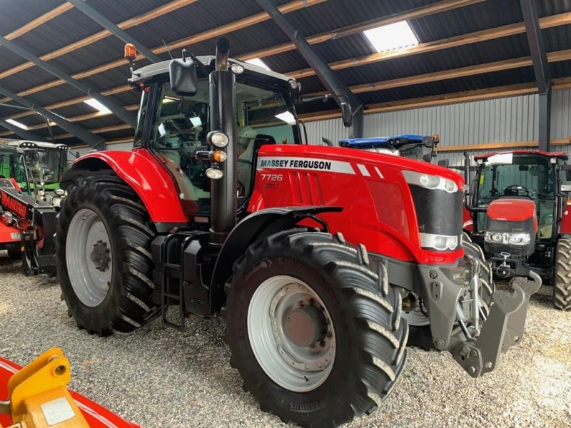 Traktor типа Massey Ferguson 7726 Dyna VT Exclusive, Gebrauchtmaschine в Mariager (Фотография 1)