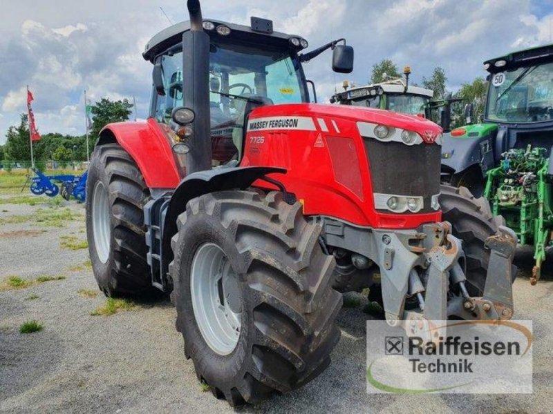 Traktor des Typs Massey Ferguson 7726 Dyna-VT, Gebrauchtmaschine in Kruckow (Bild 2)