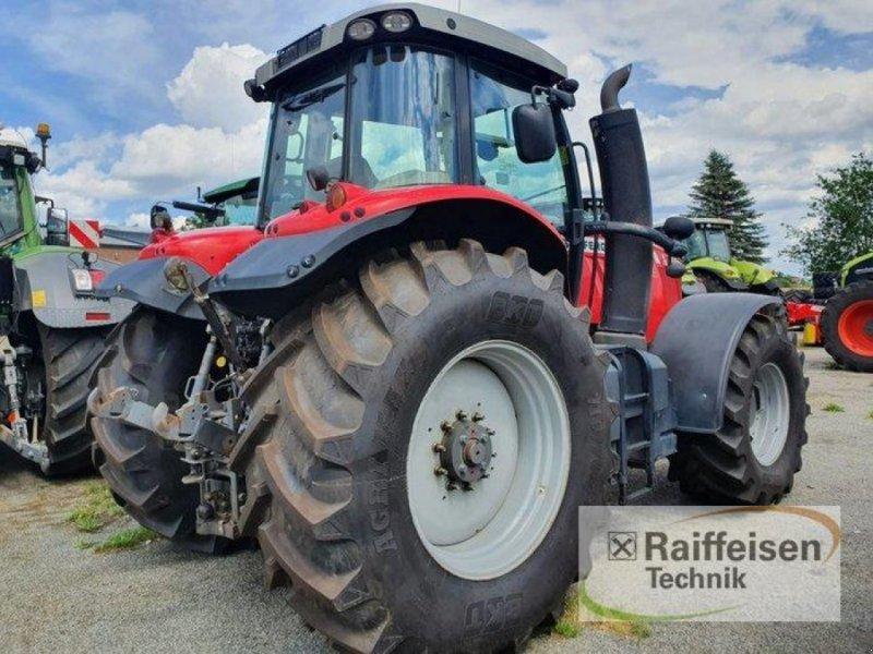 Traktor des Typs Massey Ferguson 7726 Dyna-VT, Gebrauchtmaschine in Kruckow (Bild 6)