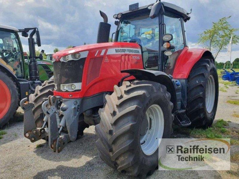 Traktor des Typs Massey Ferguson 7726 Dyna-VT, Gebrauchtmaschine in Kruckow (Bild 1)