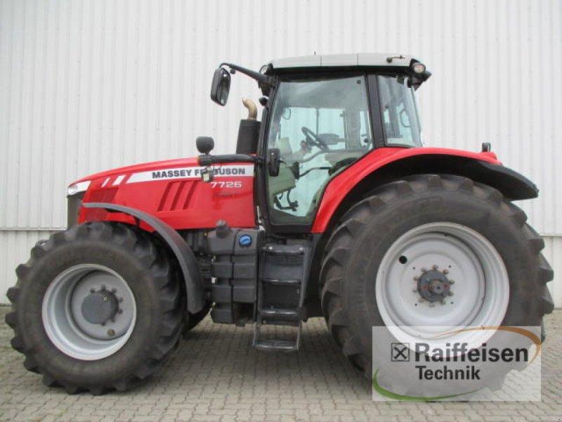 Traktor des Typs Massey Ferguson 7726 Dyna-VT, Gebrauchtmaschine in Holle (Bild 1)