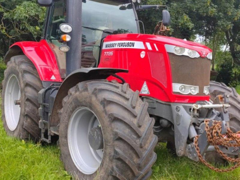 Traktor typu Massey Ferguson 7726 Dyna, Gebrauchtmaschine w Whaplode (Zdjęcie 1)