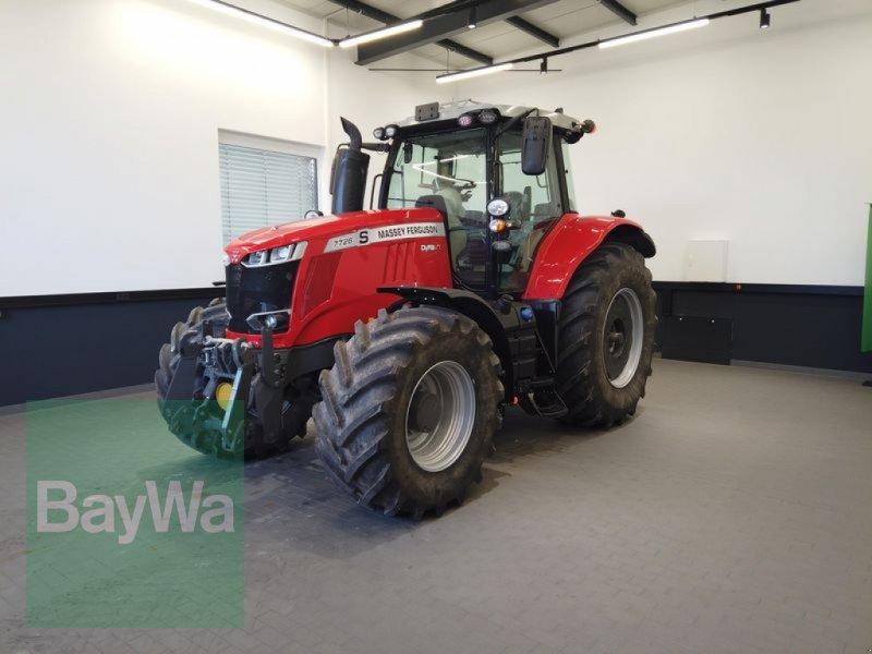 Traktor des Typs Massey Ferguson 7726 S DYNA-VT EXCLUSIVE, Gebrauchtmaschine in Manching (Bild 1)