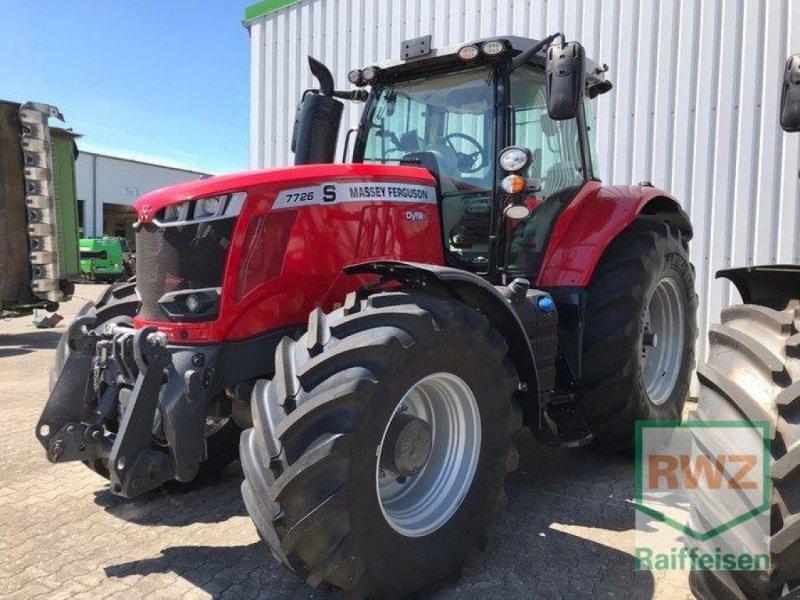 Traktor des Typs Massey Ferguson 7726 VT Exclusiv, Neumaschine in Geldern (Bild 8)