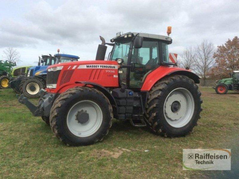 Traktor a típus Massey Ferguson 7726, Gebrauchtmaschine ekkor: Goldberg (Kép 5)