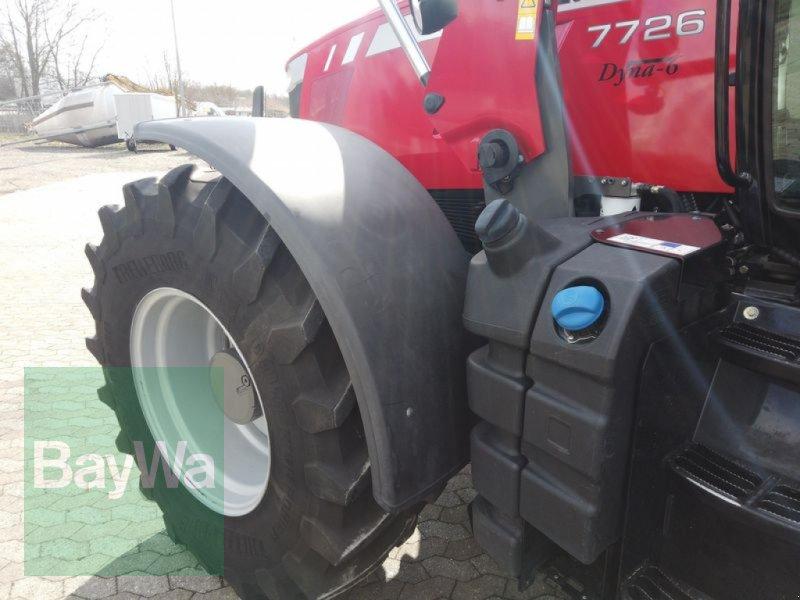 Traktor του τύπου Massey Ferguson 7726DYNA-6 EXCLUSIVE GPS-READY, Gebrauchtmaschine σε Manching (Φωτογραφία 8)