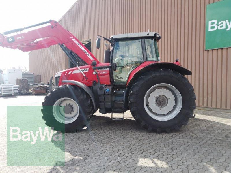 Traktor του τύπου Massey Ferguson 7726DYNA-6 EXCLUSIVE GPS-READY, Gebrauchtmaschine σε Manching (Φωτογραφία 5)