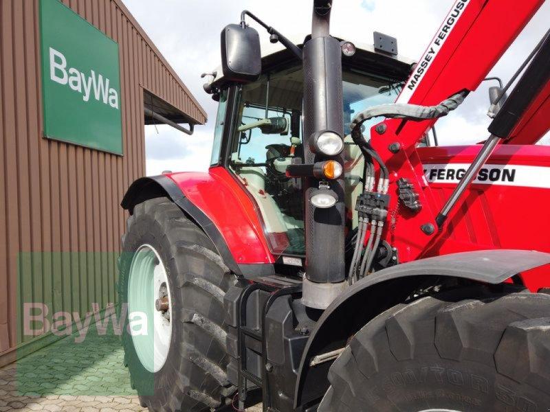 Traktor του τύπου Massey Ferguson 7726DYNA-6 EXCLUSIVE GPS-READY, Gebrauchtmaschine σε Manching (Φωτογραφία 15)