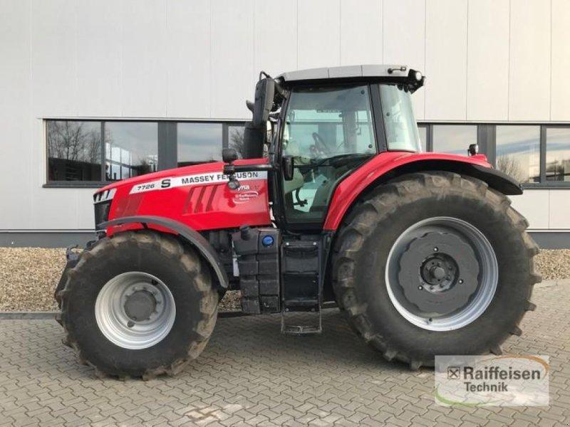 Traktor типа Massey Ferguson 7726S Dyna VT Exclusive, Vorführmaschine в Tülau-Voitze (Фотография 1)