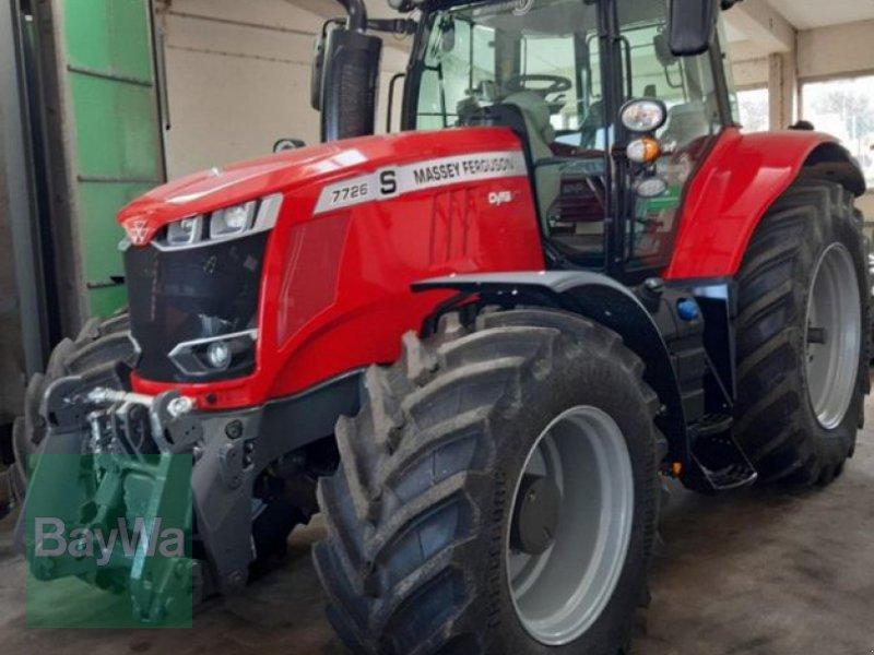 Traktor des Typs Massey Ferguson 7726S DYNA-VT EXCLUSIVE, Gebrauchtmaschine in Neunburg (Bild 1)
