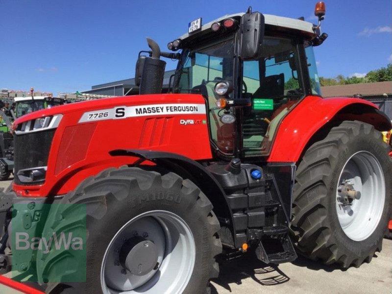 Traktor des Typs Massey Ferguson 7726S DYNA-VT EXCLUSIVE, Gebrauchtmaschine in Ansbach (Bild 1)