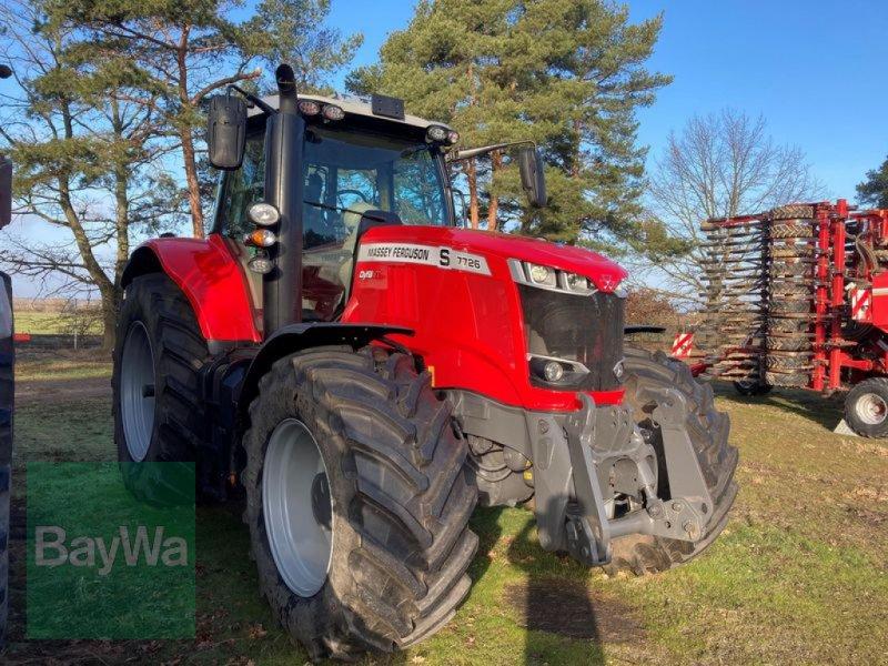 Traktor typu Massey Ferguson 7726S DYNA-VT EXCLUSIVE, Gebrauchtmaschine v Herzberg (Obrázok 1)