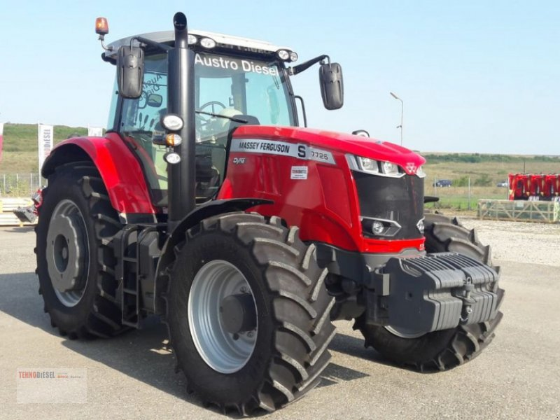 Traktor des Typs Massey Ferguson 7726S MR DYNA 6, Neumaschine in Jud. Timiş (Bild 1)
