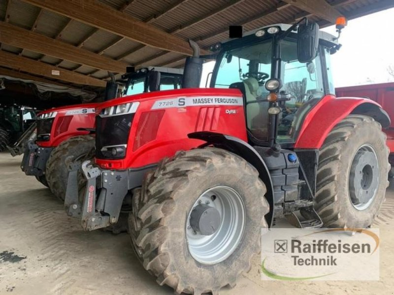 Traktor des Typs Massey Ferguson 7726S, Gebrauchtmaschine in Lohe-Rickelshof (Bild 1)
