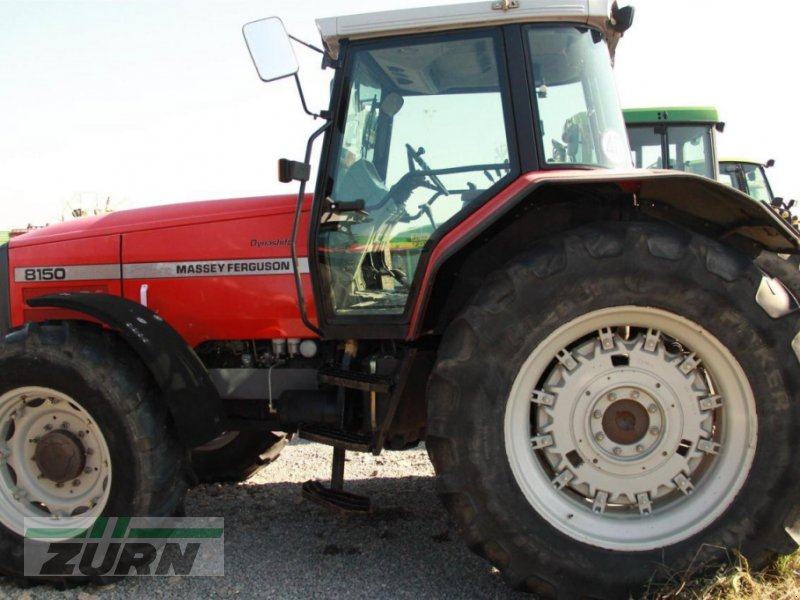 Traktor типа Massey Ferguson 8150, Gebrauchtmaschine в Euerhausen (Фотография 1)