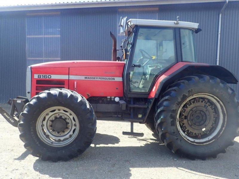 Traktor типа Massey Ferguson 8160, Gebrauchtmaschine в Viborg (Фотография 1)