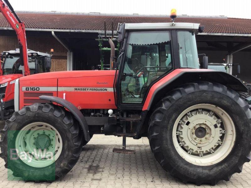 Traktor des Typs Massey Ferguson 8160, Gebrauchtmaschine in Pfarrkirchen (Bild 2)