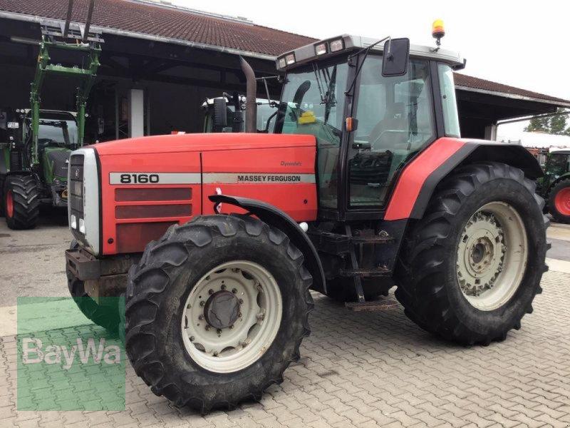 Traktor des Typs Massey Ferguson 8160, Gebrauchtmaschine in Pfarrkirchen (Bild 1)