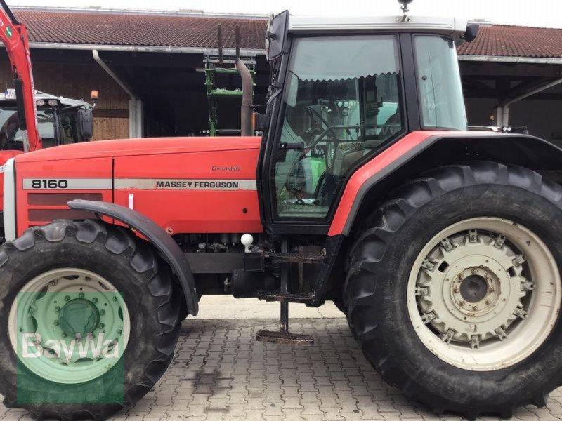 Traktor des Typs Massey Ferguson 8160, Gebrauchtmaschine in Pfarrkirchen (Bild 3)