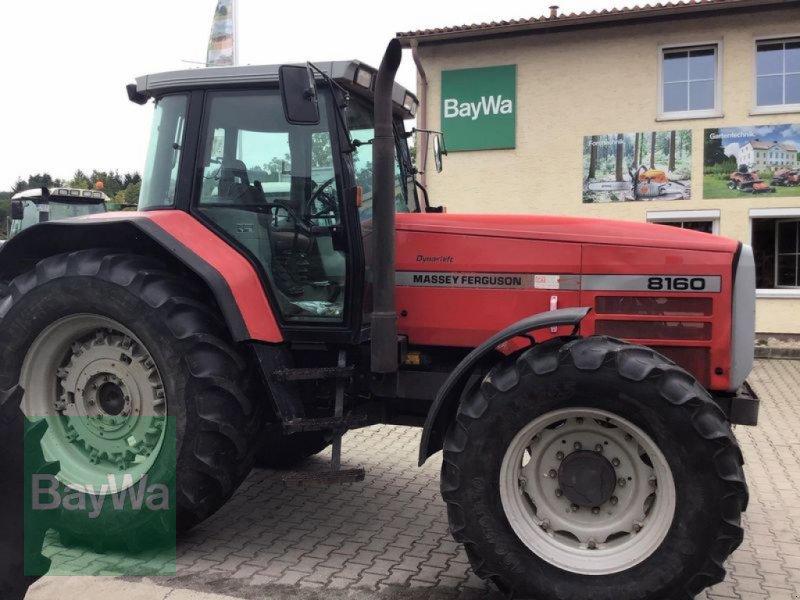 Traktor des Typs Massey Ferguson 8160, Gebrauchtmaschine in Pfarrkirchen (Bild 4)