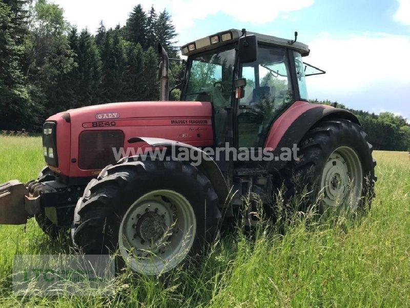 Traktor des Typs Massey Ferguson 8240 POWRCONTROL, Gebrauchtmaschine in Großpetersdorf (Bild 1)
