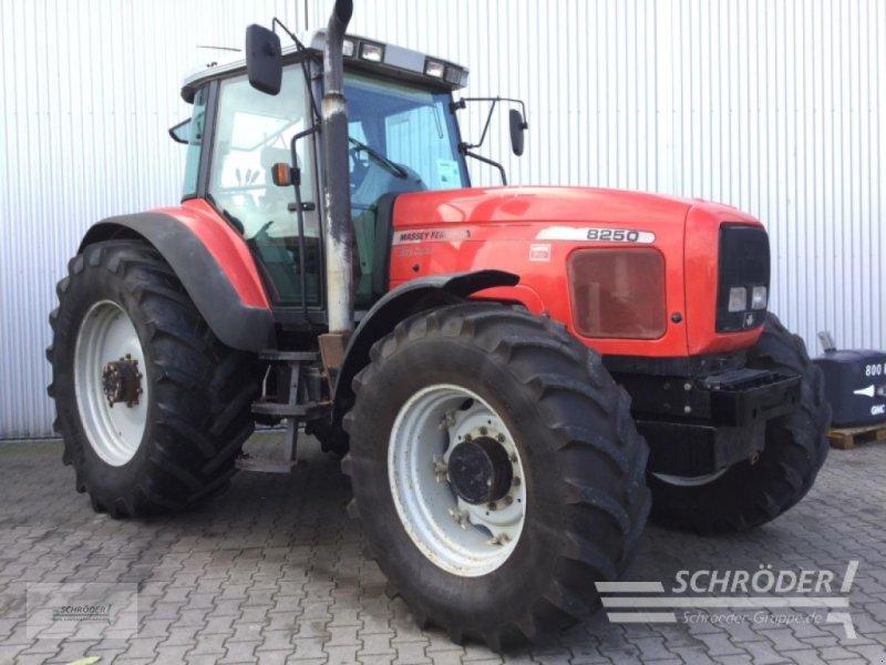 Traktor типа Massey Ferguson 8250, Gebrauchtmaschine в Wildeshausen (Фотография 1)