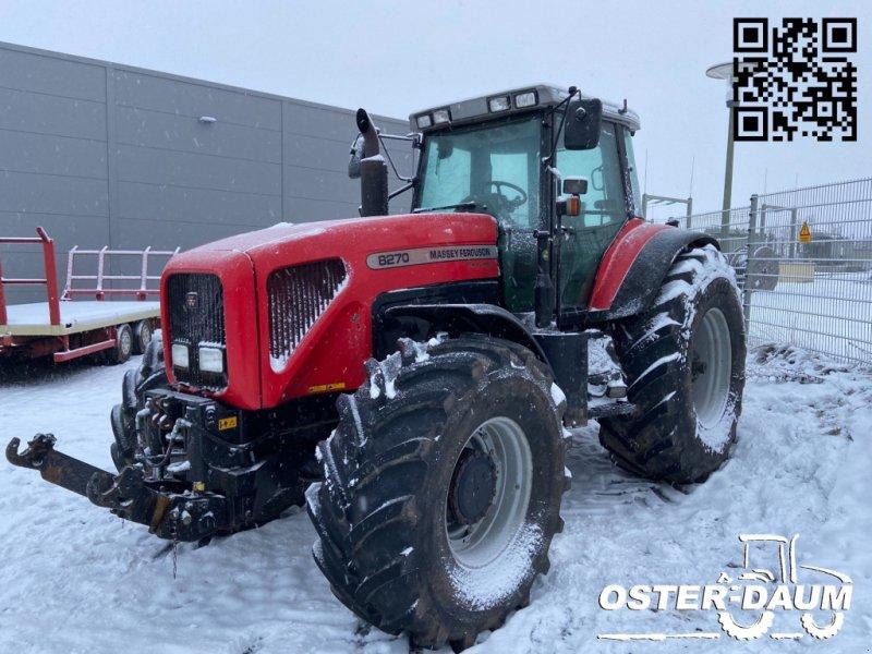 Traktor des Typs Massey Ferguson 8270 PowerShift, Gebrauchtmaschine in Kaisersesch (Bild 1)