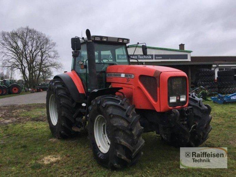 Traktor des Typs Massey Ferguson 8270, Gebrauchtmaschine in Bützow (Bild 1)