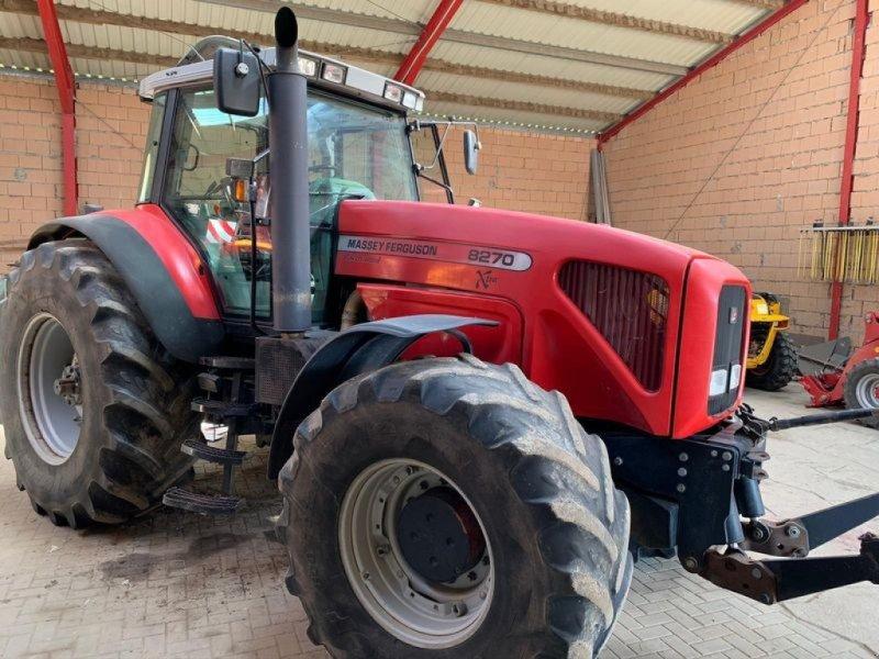 Traktor des Typs Massey Ferguson 8270, Gebrauchtmaschine in MARKERSDORF (Bild 5)