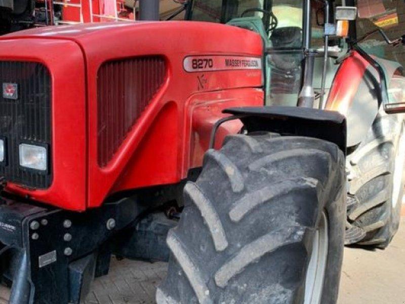 Traktor des Typs Massey Ferguson 8270, Gebrauchtmaschine in MARKERSDORF (Bild 1)