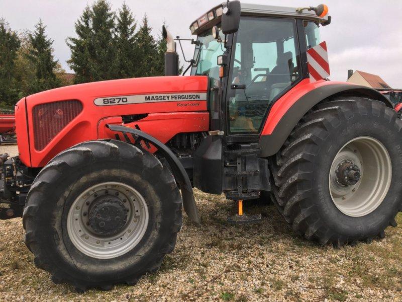 Traktor des Typs Massey Ferguson 8270, Gebrauchtmaschine in Eitensheim (Bild 1)